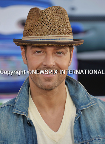 """JOEY LAWERENCE.attends the World Premiere of Disney Pixar's """"Cars 2"""" at the El Capitan Theatre on June 18, 2011 in Hollywood, California_18/06/201.Mandatory Photo Credit: ©Crosby/Newspix International. .**ALL FEES PAYABLE TO: """"NEWSPIX INTERNATIONAL""""**..PHOTO CREDIT MANDATORY!!: NEWSPIX INTERNATIONAL(Failure to credit will incur a surcharge of 100% of reproduction fees).IMMEDIATE CONFIRMATION OF USAGE REQUIRED:.Newspix International, 31 Chinnery Hill, Bishop's Stortford, ENGLAND CM23 3PS.Tel:+441279 324672  ; Fax: +441279656877.Mobile:  0777568 1153.e-mail: info@newspixinternational.co.uk"""