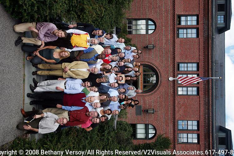 9-10-08 - BOSTON, MA.Faculty Retreat, Arnold Arboretum -  Department of Epidemiology, Harvard School of Public Health