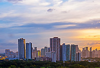 Skyline over Manila, Artigas area, Philippines
