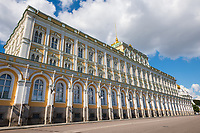 Russia, Moscow, Kremlin Armoury.