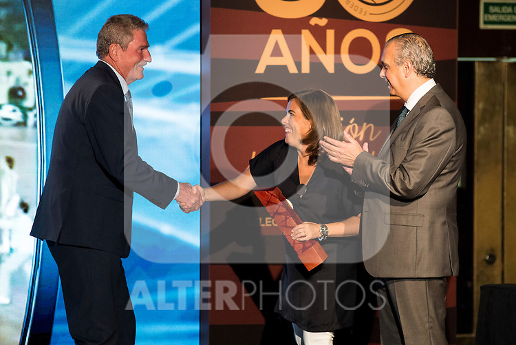 Wayne Brabender during the 80th Aniversary of the National Basketball Team at Melia Castilla Hotel, Spain, September 01, 2015. <br /> (ALTERPHOTOS/BorjaB.Hojas)
