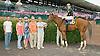Elusive Deputy winning at Delaware Park on 7/9/12