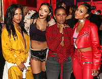 NEW YORK, NY - SEPTEMBER 10, 2016 Christina Milian, Tinashe, Dej Loaf & Karrueche Tran attend the Alexander Wang Fashion Show after party September 10, 2016 at Pier 94 in New York City. Photo Credit: Walik Goshorn / Mediapunch