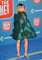 "LOS ANGELES, CA. November 05, 2018: Julia Michaels at the world premiere of ""Ralph Breaks The Internet"" at the El Capitan Theatre.<br /> Picture: Paul Smith/Featureflash"