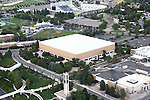 1309-22 3596<br /> <br /> 1309-22 BYU Campus Aerials<br /> <br /> Brigham Young University Campus, Provo, <br /> <br /> BYU Marriott Center, MAC, BYU Basketball<br /> <br /> September 6, 2013<br /> <br /> Photo by Jaren Wilkey/BYU<br /> <br /> © BYU PHOTO 2013<br /> All Rights Reserved<br /> photo@byu.edu  (801)422-7322