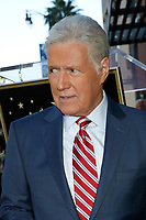 LOS ANGELES - NOV 24:  Alex Trebek at the Harry Friedman Star Ceremony on the Hollywood Walk of Fame on November 24, 2019 in Los Angeles, CA