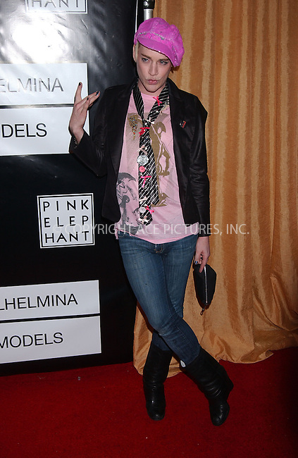 WWW.ACEPIXS.COM . . . . . ....November 29 2007, New York City....Richie Rich arriving at the Wilhelmina Model agency 40th anniversary party at The Angel Orensanz Foundation....Please byline: KRISTIN CALLAHAN - ACEPIXS.COM.. . . . . . ..Ace Pictures, Inc:  ..(646) 769 0430..e-mail: info@acepixs.com..web: http://www.acepixs.com