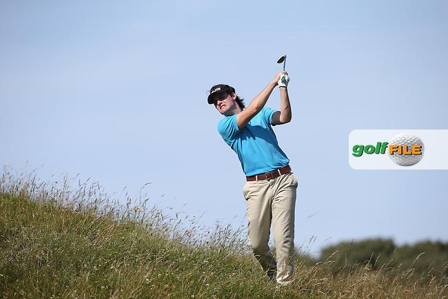 Alvaro Velga Pena (Spain) during The Amateur Championship 2014 from Royal Portrush Golf Club, Portrush, Northern Ireland. Picture:  David Lloyd / www.golffile.ie