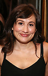 Lucy DeVito attends the Broadway Opening Night performance of The Roundabout Theatre Company production of 'Time and The Conways'  on October 10, 2017 at the American Airlines Theatre in New York City.