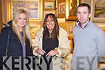 FAIR: Enjoying the Antiques Fair at the Carlton hotel, Tralee on Sunday l-r: Blondie and Rita Horan, Tralee and Vernon Walsh (Treasures Fine Art).