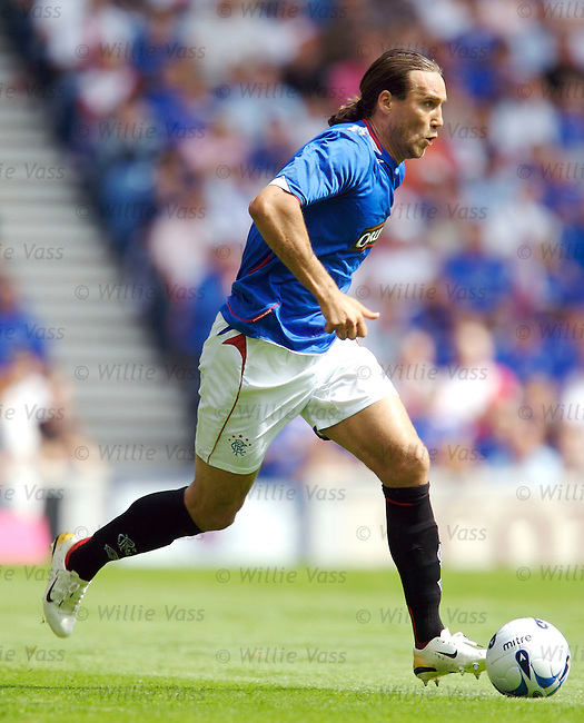 Dado Prso, Rangers.stock season 2006-2007.pic willie vass