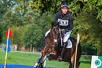 NZL-Jesse Campbell rides Global Candy Boy during the Cross Country for the CCI2*-L6YO. 2019 FRA-Mondial du Lion - FEI World Breeding Championships. Le Lion d'Angers. France. Saturday 19 October. Copyright Photo: Libby Law Photography