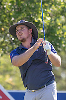 Eddie Pepperell (ENG) during the 2nd round of the Alfred Dunhill Championship, Leopard Creek Golf Club, Malelane, South Africa. 28/11/2019<br /> Picture: Golffile | Shannon Naidoo<br /> <br /> <br /> All photo usage must carry mandatory copyright credit (© Golffile | Shannon Naidoo)