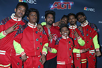 """LOS ANGELES - SEP 17:   V. Unbeatable Dance Group at the """"America's Got Talent"""" Season 14 Live Show Red Carpet - Finals at the Dolby Theater on September 17, 2019 in Los Angeles, CA"""