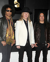 LOS ANGELES - FEB 10:  Alice In Chains at the 61st Grammy Awards at the Staples Center on February 10, 2019 in Los Angeles, CA