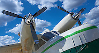 Grumman Goose N221 AG amphibious aircraft