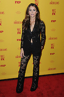 www.acepixs.com<br /> February 25, 2017  New York City<br /> <br /> Keri Russell attending 'The Americans' Season 5 Premiere at DGA Theater on February 25, 2017 in New York City.<br /> <br /> Credit: Kristin Callahan/ACE Pictures<br /> <br /> Tel: 646 769 0430<br /> Email: info@acepixs.com