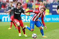 ATLETICO DE MADRID v ATHLETIC DE BILBAO.LA LIGA 2016/2017.