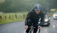 Heinrich Haussler (AUS)<br /> <br /> 2013 Tour of Britain<br /> stage 1: Peebles - Drumlanrig Castle, 209km