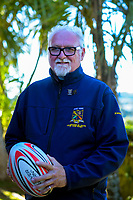 Western Roosters Mixed Veges senior 4 rugby manager in Wellington, New Zealand on Tuesday, 24 February 2020. Photo: Dave Lintott / lintottphoto.co.nz
