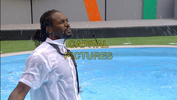 Audley Harrison <br /> in Celebrity Big Brother - Summer 2014 (Day 20)<br /> *Editorial Use Only*<br /> CAP/NFS<br /> Image supplied by Capital Pictures