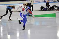 SCHAATSEN: HEERENVEEN: 03-02-2017, KPN NK Junioren, Junioren C Dames 500m, Eline Jansen, ©foto Martin de Jong