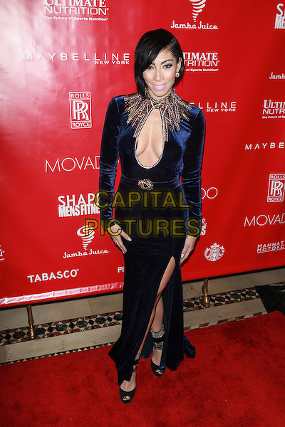 New York, NY- January 31: Bridget Kelly at Shape &amp; Men's Fitness Kickoff Party at Cipriani 42nd Street on January 31, 2014 in New York City.  <br /> CAP/MPI/COR<br /> &copy;Corredor99/ MediaPunch/Capital Pictures