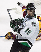 Mike Prpich - The University of Minnesota Golden Gophers defeated the University of North Dakota Fighting Sioux 4-3 on Friday, December 9, 2005, at Ralph Engelstad Arena in Grand Forks, North Dakota.