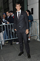 www.acepixs.com<br /> May 23, 2017 New York City<br /> <br /> Brenton Thwaites at the Pirates Caribbean Dead Men Tell No Tales screening in New York City on May 23, 2017.<br /> <br /> Credit: Kristin Callahan/ACE Pictures<br /> <br /> Tel: 646 769 0430<br /> Email: info@acepixs.com