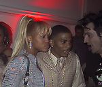 Nelly &amp; Eve with Tommy Lee<br />