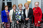 At the Recovery Haven 'Valentines With A Difference' in the rose Hotel on Tuesday were Breda O Regan, Maureen Guerin, Bridie O Sullivan, Peggy King and Christine O Connell