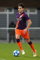 Eric Garcia of Manchester City U19's in action during Lyon Under-19 vs Manchester City Under-19, UEFA Youth League Football at Groupama OL Academy on 27th November 2018