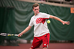 2013-14 NCAA Men's Tennis: Michigan State vs Wisconsin