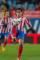 LIGA BBVA. Atletico de Madrid vs Real Sociedad  10/3/13