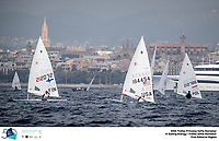 The Trofeo Princesa Sofia Iberostar celebrates this year its 50th anniversary in the elite of Olympic sailing in a record edition, to be held in Majorcan waters from 29th March to 6th April, organised by Club N&agrave;utic S&rsquo;Arenal, Club Mar&iacute;timo San Antonio de la Playa, Real Club N&aacute;utico de Palma and the Balearic and Spanish federations. &copy;Jesus Renedo/SAILING ENERGY/50th Trofeo Princesa Sofia Iberostar<br /> 03 April, 2019.