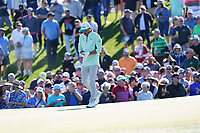 Rickie Fowler (USA) In action during the second round of the Waste Management Phoenix Open, TPC Scottsdale, Phoenix, USA. 30/01/2020<br /> Picture: Golffile | Phil INGLIS<br /> <br /> <br /> All photo usage must carry mandatory copyright credit (© Golffile | Phil Inglis)