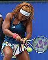 Naomi Osaka (JPN), September 21, 2016 - Tennis : Naomi Osaka of Japan in action during the second round of WTA Toray PPO tennis at Ariake colosseum Tokyo Japan on 21 Sep 2016. (Photo by Motoo Naka/AFLO)