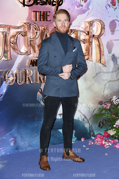 LONDON, UK. November 01, 2018: Neil Jones at the European premiere of &quot;The Nutcracker and the Four Realms&quot; at the Vue Westfield, White City, London.<br /> Picture: Steve Vas/Featureflash