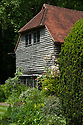 The Barn, Old Garden, Vann House and Garden, Surrey, mid June.