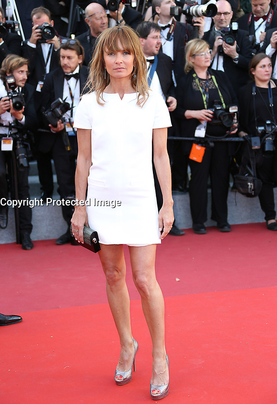 AXELLE LAFONT<br /> Okja Red Carpet Arrivals - The 70th Annual Cannes Film Festival<br /> CANNES, FRANCE - MAY 19: attends the 'Okja' screening during the 70th annual Cannes Film Festival at Palais des Festivals on May 19, 2017 in Cannes