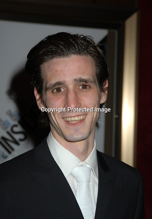 """Actor James Ransone ..at The World Premiere of """"Inside Man"""" directed by Spike Lee on March 20, 2006 at The Ziegfeld Theatre. ..Robin Platzer, Twin Images"""