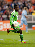 Bill Hamid.  Sporting KC defeated D.C. United, 1-0, at RFK Stadium in Washington, DC.