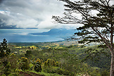 INDONESIA, Flores, the Kajuwala area with views of the Ngada District in the distance