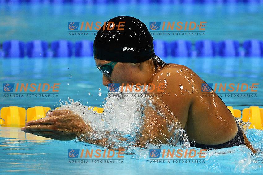 Satomi Suzuki Japan Women's 200m Breaststroke.London 1/8/2012 Aquatics Center.London 2012 Olympic games - Olimpiadi Londra 2012.Swimming Nuoto.Foto Andrea Staccioli Insidefoto