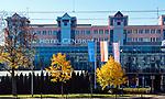 Hotel Centrum, os. Centrum E 12 przy al. Jana Pawła II w Nowj Hucie.