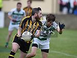 Na Piarsaigh Ryan Sheridan St Fechins Niall McCabe. Photo:Colin Bell/pressphotos.ie