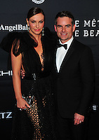 NEW YORK, NY - NOVEMBER 21: Ingrid Vandebosch, Jeff Gordon attends the 2016 Angel Ball hosted by Gabrielle's Angel Foundation For Cancer Research on November 21, 2016 in New York City. Credit: John Palmer/MediaPunch