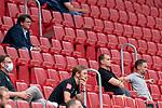 Klaus Filbry (Vorsitzender der Geschäftsführung / Kaufmännischer Geschäftsführer SV Werder Bremen) auf der Tribeune  oben Dr. Hubertus Hess-Grunewald (Geschäftsführer Organisation & Sport SV Werder Bremen)<br /> <br /> <br /> Sport: nphgm001: Fussball: 1. Bundesliga: Saison 19/20: 33. Spieltag: 1. FSV Mainz 05 vs SV Werder Bremen 20.06.2020<br /> <br /> Foto: gumzmedia/nordphoto/POOL <br /> <br /> DFL regulations prohibit any use of photographs as image sequences and/or quasi-video.<br /> EDITORIAL USE ONLY<br /> National and international News-Agencies OUT.