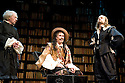 La Bete by David Hirson,directed by Matthew Warchus.With Stephen Ouimette as Bejart, Mark Rylance as Valere,David Hyde Pierce as Elomire. Opens at The Comedy Theatre on 7/7/10 Credit Geraint Lewis