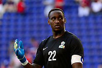 Harrison, NJ - Friday July 07, 2017: Donovan Leon during a 2017 CONCACAF Gold Cup Group A match between the men's national teams of French Guiana (GUF) and Canada (CAN) at Red Bull Arena.